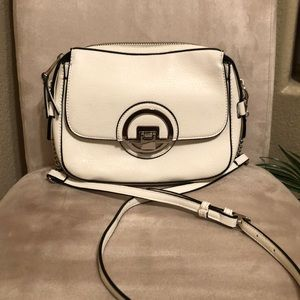 White Aldo Mini Crossbody